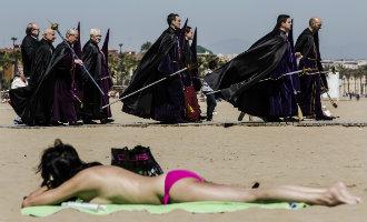 Weersvoorspelling Semana Santa En Paasweekend In Spanje