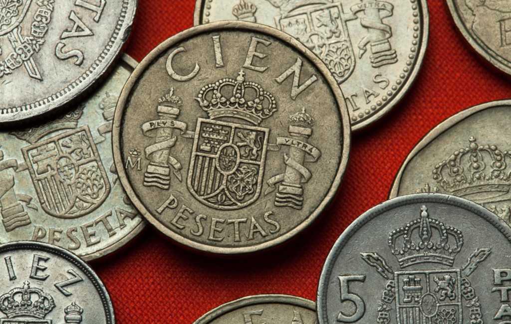 Deze Spaanse peseta's kunnen duizenden euro's waard zijn