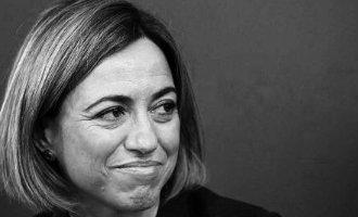 46-jarige ex minister van Defensie Carme Chacon overleden in Spanje