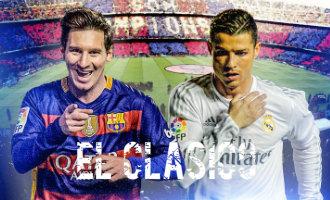 Heel Spanje Is Er Weer Klaar Voor: El Clásico Tussen Real Madrid En FC Barcelona