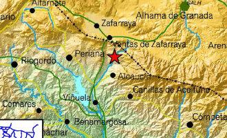 Aardbeving Met Een Kracht Van 4,1 Op Richter Schaal In Provincie Málaga