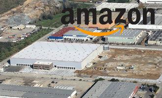 Opnieuw een distributiecentrum van Amazon nabij Barcelona