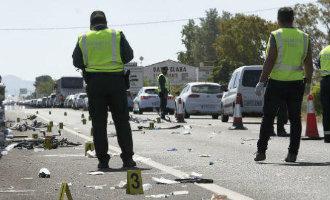 Twee dode en drie gewonde fietsers na aanrijding door onder invloed rijdende automobiliste in Valencia