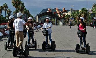 Nieuwe regels voor het gebruik van o.a. segways, steppen, hoverboards en bakfietsen in Barcelona