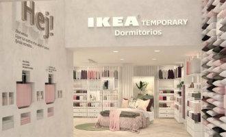 Ikea's nieuwe winkel in het centrum van Madrid wordt 25 mei geopend