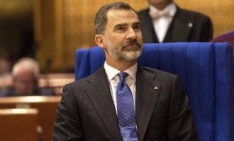 Koning Felipe VI van Spanje bespaarde in 2016 maar liefst 900.000 euro