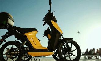 Op de gehuurde elektrische scooter door Málaga rijden is vanaf nu mogelijk