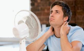 """Ben je in Spanje op dit moment? Bereidt je dan voor op warm en droog weer en het gevoel van """"bochorno"""""""
