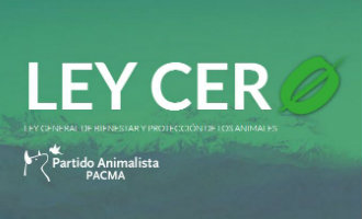 """Spaanse Partij voor de Dieren brengt wetsvoorstel """"leycero"""" tegen dierenmishandeling naar het Congres"""