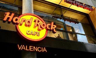 Hard Rock Café Valencia binnenkort open