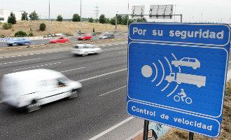 De snelheidsradars die het meeste geld opleveren in Spanje staan in Córdoba, Murcia en Huesca