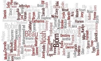 De meest voorkomende Nederlandse en Belgische voor- en achternamen in Spanje