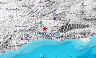 Aardbeving van 3,7 op Richter schaal bij Alhama de Granada ook gevoeld in Málaga en de Axarquia streek