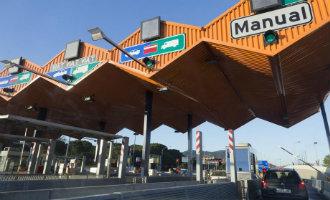 Catalaanse autoriteiten willen van de traditionele tolpoorten af en voor iedereen een tolvignet invoeren