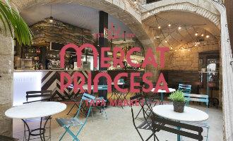 """Leuk voor je volgende bezoek in Barcelona: de tapa market """"Mercat Princesa"""""""