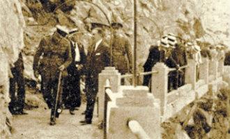 De Koning komt terug naar de Caminito del Rey in Málaga