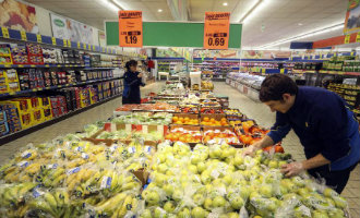 Lidl is de grootste Spaanse groente en fruit afnemer van alle Spaanse supermarkten