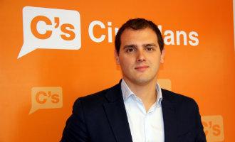 Ciudadanos leider Albert Rivera is een van de drie Spaanse deelnemers aan de Bilderbergconferentie 2017