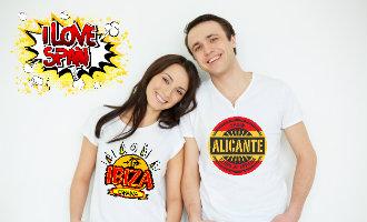 Nieuwe T-shirts van SpanjeVandaag in de verkoop … vele modellen, ontwerpen en kleuren!