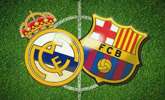 Eerste El Clásico tussen Real Madrid en FC Barcelona van het nieuwe voetbalseizoen
