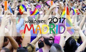 Madrid in het teken van de WorldPride 2017