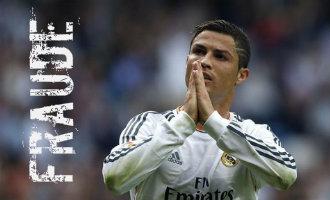 Na Messi nu ook Cristiano Ronaldo onderzocht door Spaanse belastingdienst voor miljoenenfraude