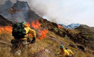 Gebrek aan regen en hoge temperaturen zorgen voor verhoogd bosbrandgevaar Costa del Sol