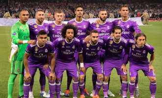 Real Madrid wint 12e Champions League titel na 1-4 winst op Juventus