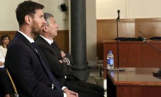 Lionel Messi hoeft niet de Spaanse gevangenis in vanwege belastingfraude
