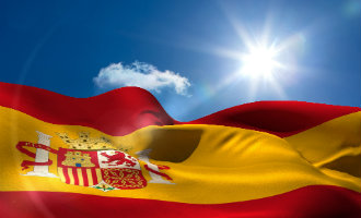Zijn de huidige temperaturen in Spanje normaal rond deze tijd van het jaar?