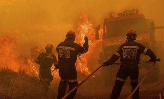 Al meer dan 1.200 hectare natuur verwoest door bosbrand in de provincies Valencia en Castellón
