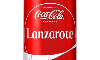 Coca Cola blikjes en flessen gaan Spaanse toeristische bestemmingen promoten deze zomer