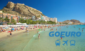 """Alicante gekozen als beste bestemming voor een """"stedentrip met strand"""" binnen Europa"""