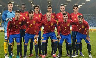 Geen vijfde titel in de EK onder 21 jaar voor Spanje na 1-0 verlies tegen Duitsland