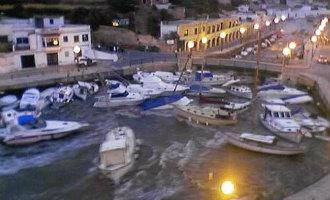 Kan een mini-tsunami zoals eind mei in Nederland ook voorkomen in Spanje?