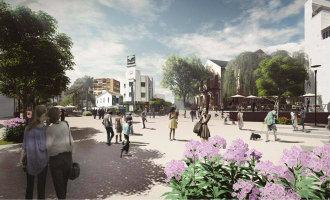 Gemeente Torremolinos heeft plannen gepresenteerd voor de vernieuwing van het oude centrum