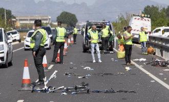 25-jarige onder invloed van drugs rijdende Nederlander rijdt fietser dood in Oliva (Valencia) en vlucht *UPDATE*