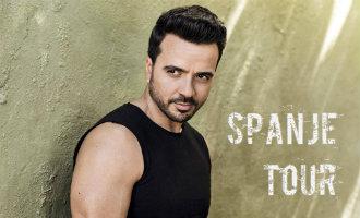 """Optredens van """"despacito"""" zanger Luis Fonsi deze zomer in Spanje"""