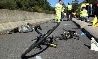Zwart jaar voor de fietsers in Spanje verwacht met nu al 25 doden op het Spaanse asfalt