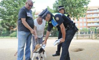 30 euro per hond is te duur om deze in te schrijven bij de gemeente Alicante