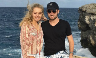 Jongste dochter Amerikaanse president Donald Trump op vakantie in Marbella