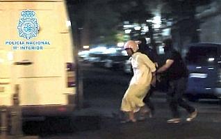 Politie Spanje arresteert in Madrid daags voor de World (Gay) Pride drie gevaarlijke terreurverdachten