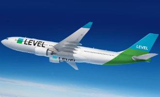 Vliegmaatschappij Level begonnen met low cost transatlantische vluchten vanaf Barcelona