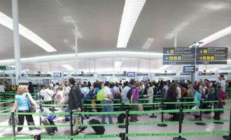 Chaos dreigt indien veiligheidspersoneel vliegveld Barcelona gaat staken in augustus