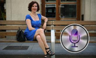 Dit is de vrouw achter de stem van Apple's persoonlijke assistent Siri in Spanje