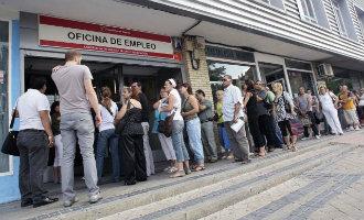 Aantal werklozen voor het eerst sinds 2008 onder de 4 miljoen personen gekomen in Spanje