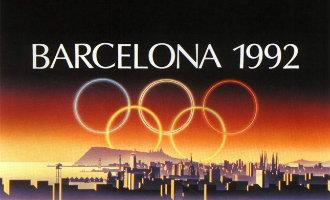 Barcelona staat nostalgisch stil bij de Olympische Zomerspelen van 25 jaar geleden in 1992