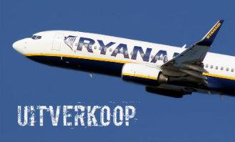 Ryanair lanceert aanbiedingen vanaf 14,99 euro voor vluchten naar en vanuit Spanje