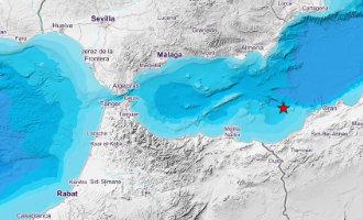 Aardbeving van 4,8 op de Richter schaal voor de kust van Algerije ook gevoeld in Andalusië
