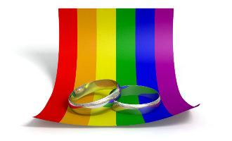 Lesbiennes en homo's vieren 12 jaar homohuwelijk in Spanje